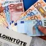 Salariile cresc mai rapid ca inflația