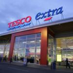 Tesco anunţă o revizuire a prognozei supraevaluate de 250 milioane de lire sterline