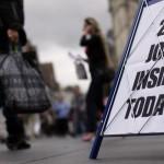 Sub-ocuparea forței de muncă în Marea Britanie a crescut cu 93.000