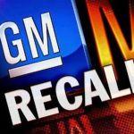 Cea mai recenta rechemare facuta de GM include 57 de mii de vehicule
