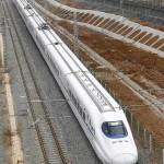 Constructorii de trenuri din China ataca