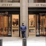 Manager Deutsche Bank găsit spânzurat