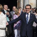 Spania solicită interdicție judecătorească pentru independenţa de vot din Catalonia