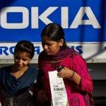 Nokia suspendă producţia la fabrica de telefonie mobilă din India