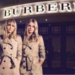 Burberry raportează o creştere a profitului