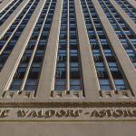 Waldorf Astoria se vinde