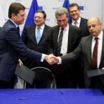 Acordul pe gaze dintre Rusia şi Ucraina asigură aprovizionarea UE în această iarnă