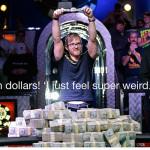 Un suedez a câştigat titlul mondial la poker și 10 milioane dolari