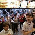 Cel mai vechi McDonalds din Rusia se redeschide