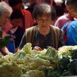 Inflatia Chinei scade la un minim de cinci ani