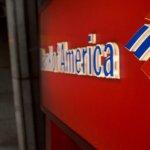 Bank of America raporteaza o scadere semnificativa a profitului