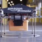 Pentru livrari in 30 de minute Amazon caută experţi în drone