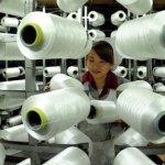 Producţia Chinei a înregistrat cel mai scăzut nivel din ultimele şase luni