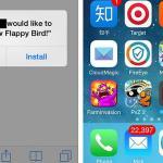 Hackeri înlocuiesc aplicații iPhone.