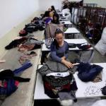 Hainele la mâna a doua, austeritatea modei din Europa de Est