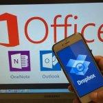 Microsoft vrea să profite de Dropbox