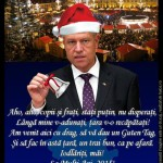 Urarea preşedintelui Iohannis pentru 2015, in doua versiuni -:)
