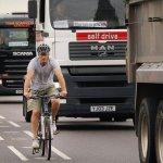 Noi norme UE pentru camioane mai sigure vor fi amânate până în 2022