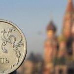 Rubla scade spectaculos faţă de dolar