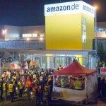 Greva lucrătorilor Amazon afectează depozitele germane