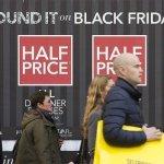 Black Friday a stimulat vânzările cu amănuntul în Marea Britanie