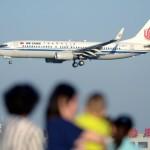 Air China cumpără 60 de aeronave Boeing pentru sase miliarde de dolari