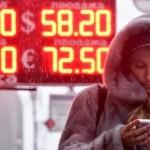 Rusia prezintă primele semne de recesiune