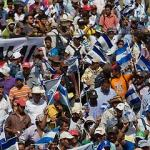 Proteste față de canal în Nicaragua