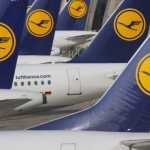 Datorita grevei pilotilor, Lufthansa elimină sute de zboruri