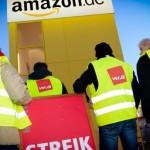 Verdi organizează greve la Amazon până în seara sfântă