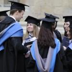 Aproximativ 53% din forța de muncă din Londra sunt absolvenți de facultate