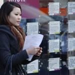 Ocuparea forței de muncă din Marea Britanie atinge un nivel record