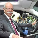 Daimler anunță o ofensivă a SUV-urilor