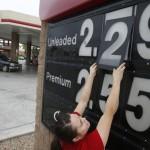 Prețul petrolului american scade sub 50 dolari