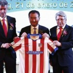 Miliardarul chinez Wang Jianlin cumpără 20% din Atletico Madrid