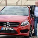 Mercedes depășește Audi sau BMW