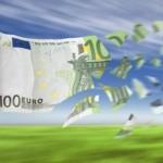 Cadere record la euro fata de dolar, prima oara dupa noua ani