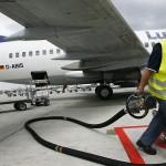 Prețul kerosenului reduce din profitul Lufthansa