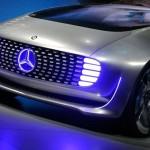 Mercedes a rupt gura targului  la CES, Las Vegas
