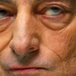Draghi discută deflația