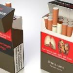 Legea pachetelor simple de ţigări va intra în vigoare în 2016 în Anglia