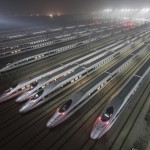 China şi Rusia investesc 242 miliarde de dolari într-o cale ferată de mare viteză