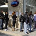Rata şomajului din Grecia a scăzut cu 25, 8 la sută