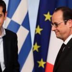 Franța va face totul pentru a asigura acordul privind datoria Greciei