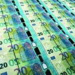 Noua bancnotă de 20 de EURO
