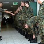 Firma de îmbrăcăminte a armatei germane, în fața insolvenței