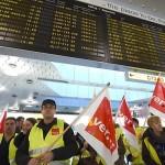 Avertizarea cu grevă provoacă haos la Hamburg
