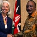FMI imprumută Kenya cu 700 milioane de dolari
