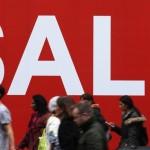 Vânzările cu amănuntul din Marea Britanie au scăzut cu 0,3%