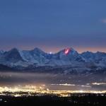 Elveția înregistrează deficit, francul puternic isi arata coltii